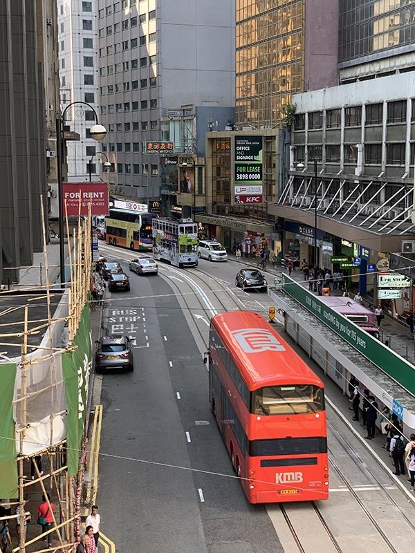 Street Hong Kong